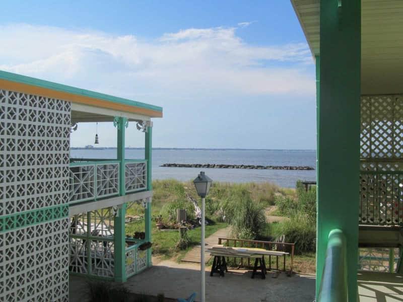 Surfrider View of Chesapeake Bay