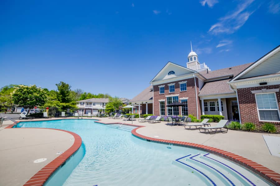 Pool and Sundeck