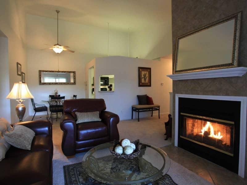 Interior - Living/Dining Room