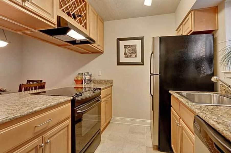 Renovated Kitchens