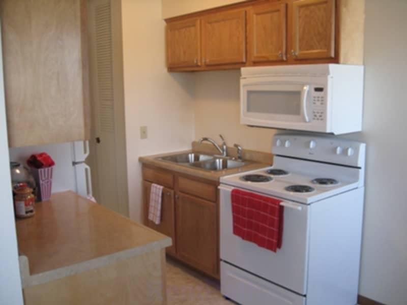 Renovated Kitchen - Select Units