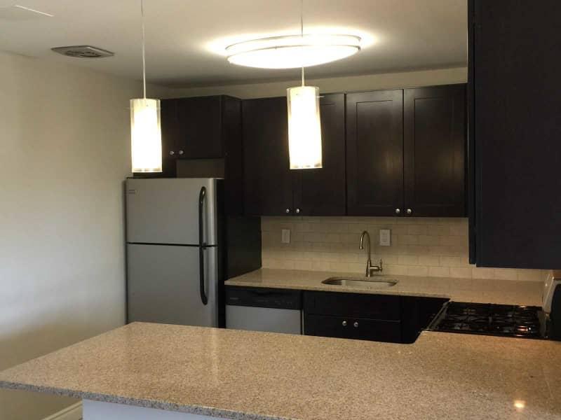 Granite Countertops- Fully renovated kitchen