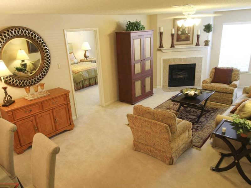 Interior-Living Room