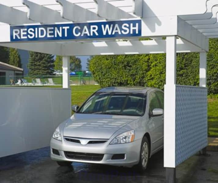 Resident Car Wash