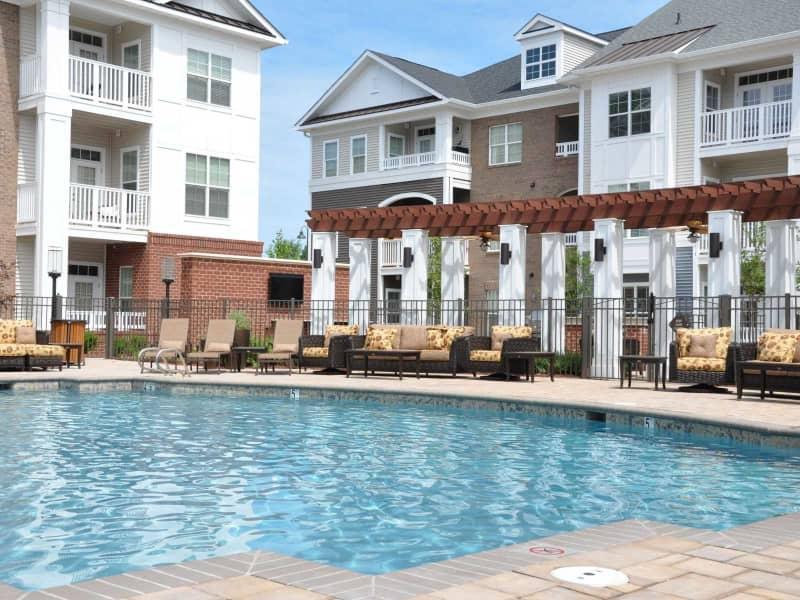 Splash park and pool