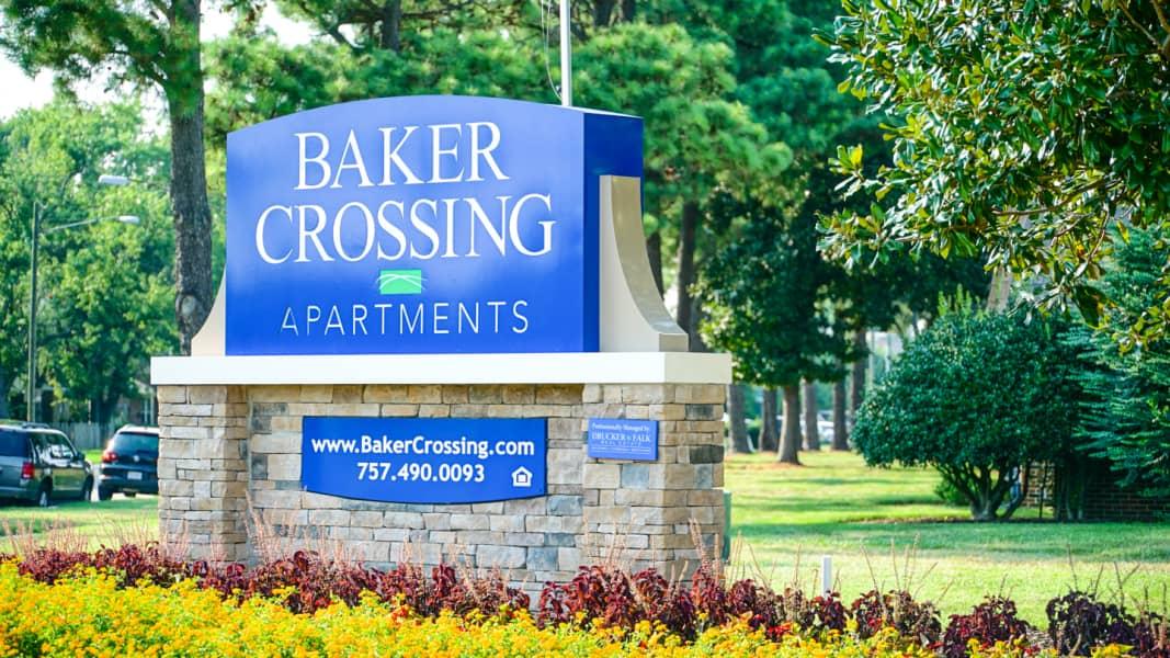 Welcome to Baker Crossing in Virginia Beach
