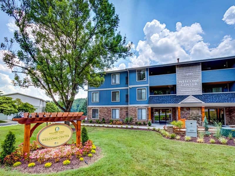 Walden Pond Welcome Center