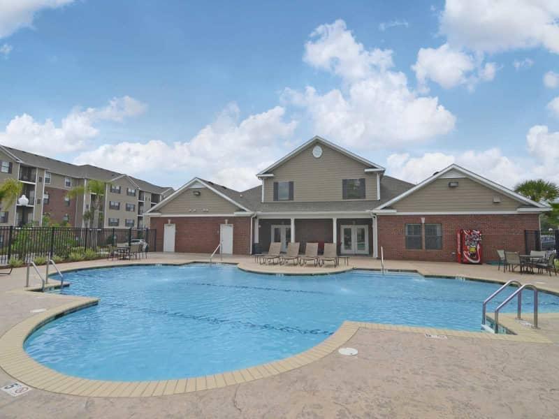 Retreat Style Pool