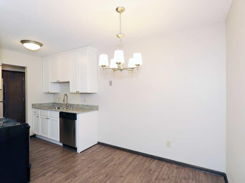 Remodel kitchen / dining