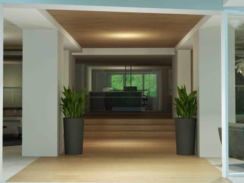 Renovated Lobby- Coming Soon