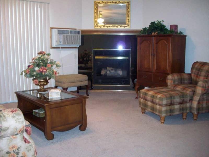Living Room-Apt.