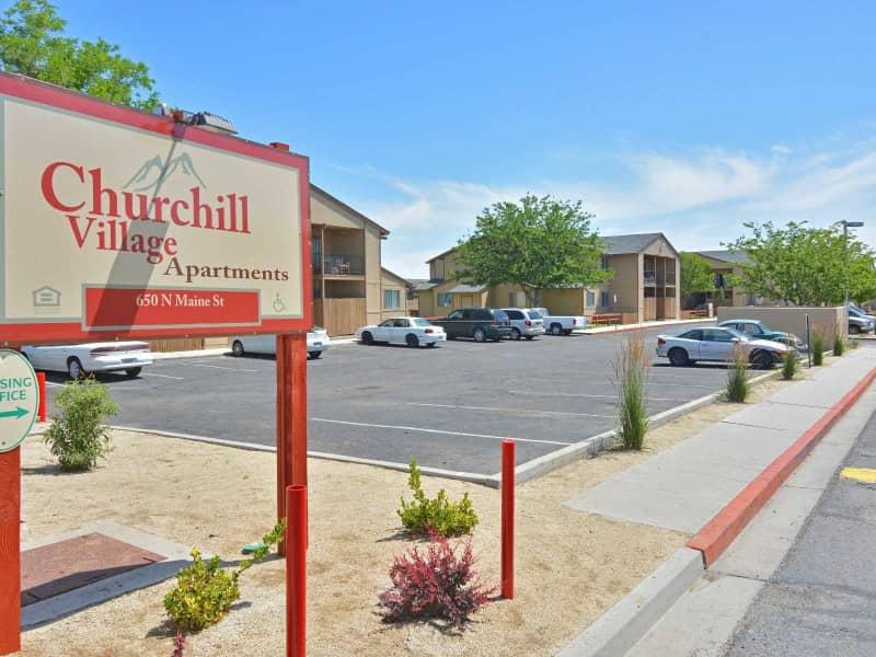 Churchill Village Apartments