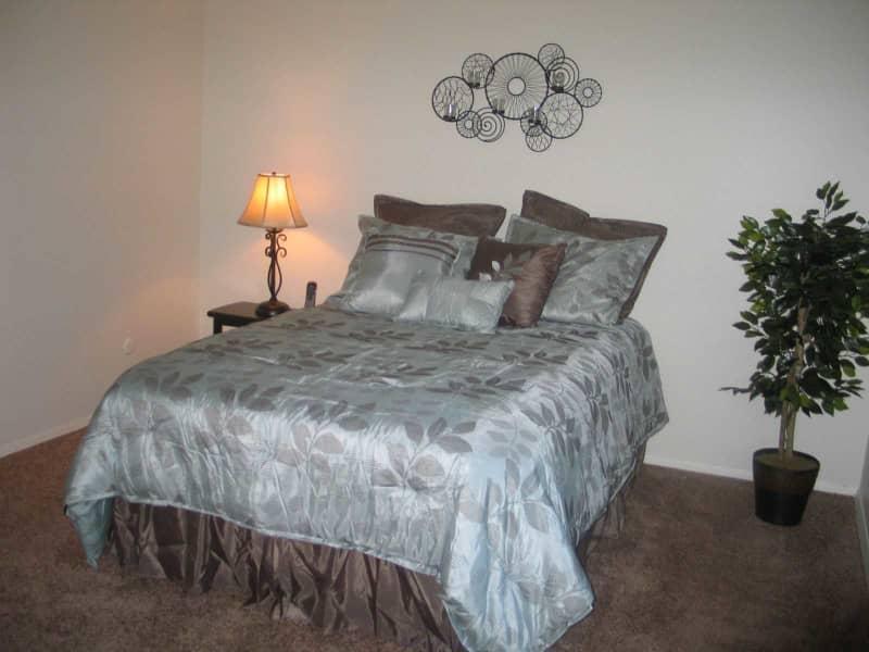 Sleep peacefully in your bedroom