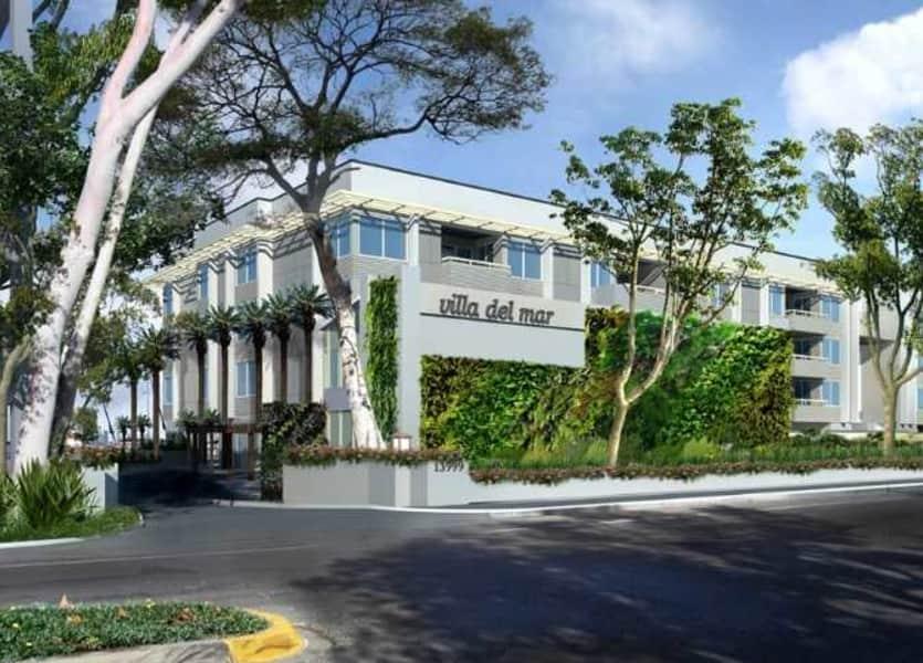 Rendering Rental Office