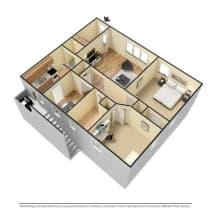 Belmont Gardens Apartments Edison NJ 08817 Apartments for Rent