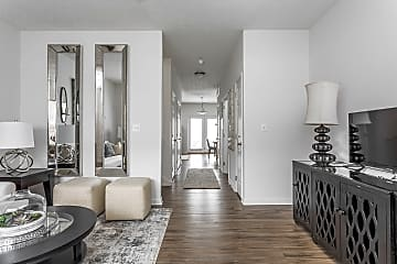 Living Room Hallway - Recently Renovated - Haverford Apts