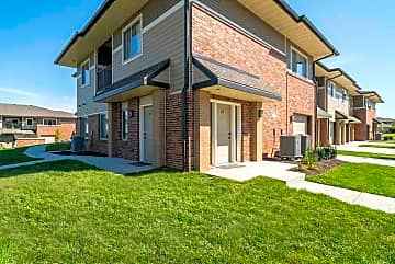 Residents love the private entrances to their villas, as well as attached and detached garage options.