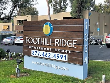 Welcome to Foothill Ridge!