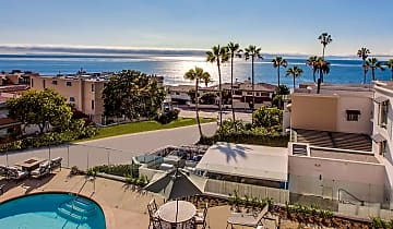 Take advantage of the breathtaking Pacific Ocean views from your own balcony