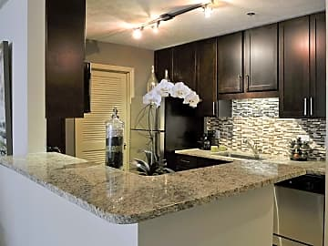 Granite Breakfast Bar