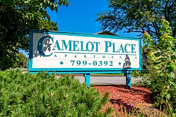 Welcome to Camelot Place Apartments in Saginaw, MI