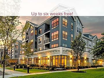 Move in by February 15th and receive up to 6 weeks free! Terms and conditions apply.
