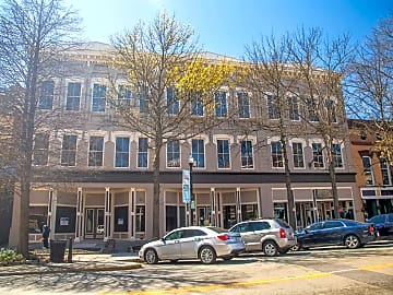 The Lamar Apartments in Downtown Macon GA