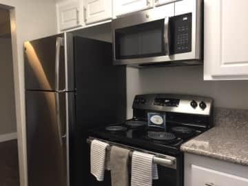 Beautifullt Renovated Kitchen