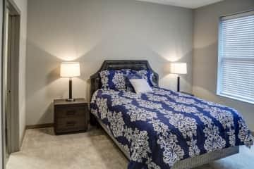 Large 1 Bedroom 657 sqft
