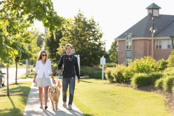 Centennial Park - Pet friendly community with great walking paths and pedestrian friendly sidewalks throughout