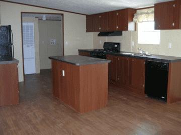 doublewide kitchen