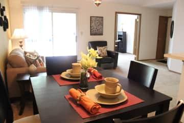 Homey Dining Room