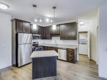 Kitchen at Sister Site, Arbor Ridge