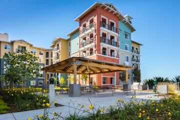 Redwood City's Premier Waterfront Apartments