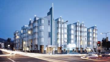 Fine Arts Contemporary Building