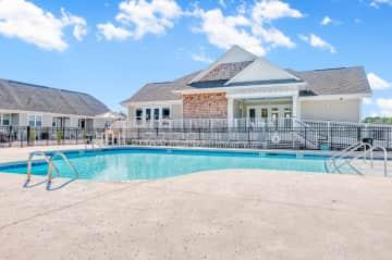 Townhomes in Wilmington NC - Myrtle Landing Pool