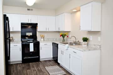 Newly renovated kitchens!