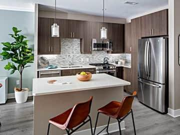 One Bedroom Kitchen (Urban Finish Scheme)