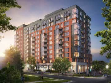 Vibrant new residences at Chevy Chase Lake