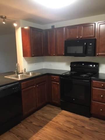 All new kitchen!
