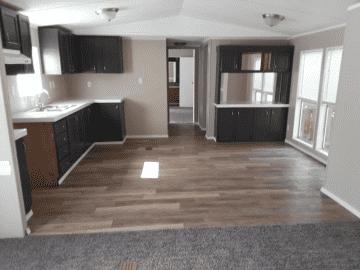 New flooring & appliances coming!