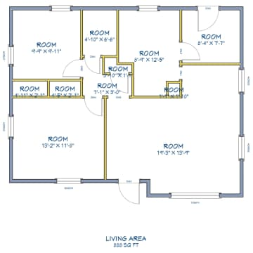 1052 Modoc St floor plan SQ.png
