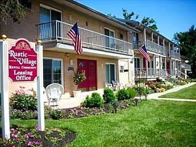 Rustic Village Apartments & Townhomes - Clayton, New Jersey 08312