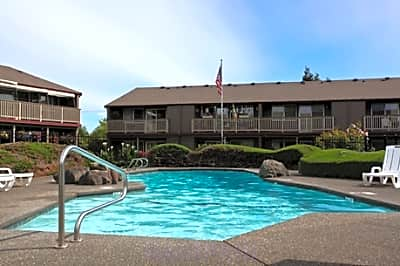 Wickshire West Apartments - Tacoma, Washington 98465