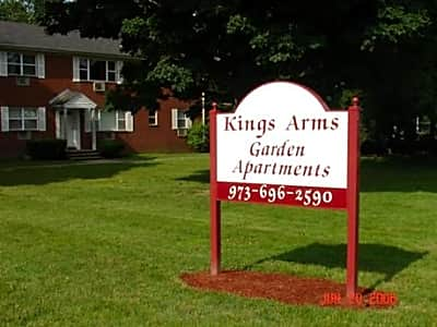 Kings Arms Apartments - Wayne, New Jersey 07470