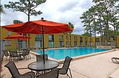 University Townhomes - Jacksonville, Florida 32277