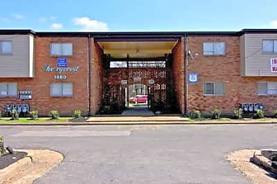 Cherry Crest Apartments - Memphis, Tennessee 38117