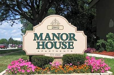 Manor House - Warren, Michigan 48093