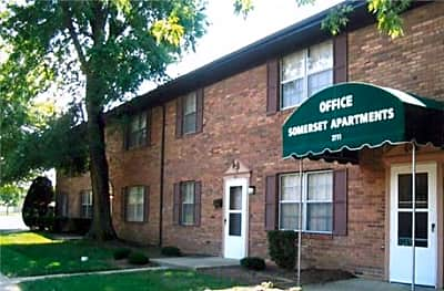 Somerset Apartments - Marion, Indiana