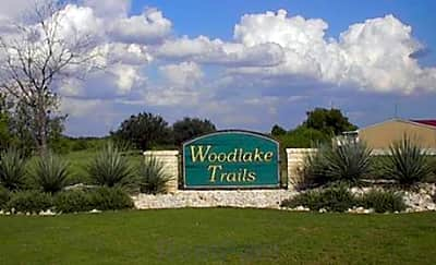 Woodlake Trails - San Antonio, Texas 78244